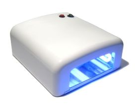 Gel UV Lamp 36W -White