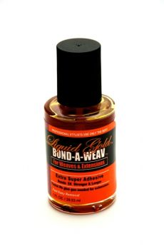 Liquid Gold Bond A Weave Glue 1.fl.oz/29.53ml