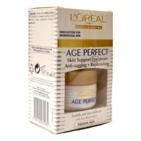 L'Oreal Age Perfect Skin Support Eye Cream 15ml
