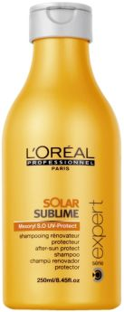 L'oreal Serie Expert Solar Sublime After-Sun Protect Shampoo 250ml