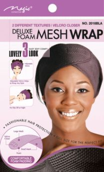 Magic Deluxe Foam Mesh Wrap