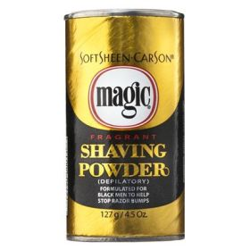 Magic Fragrant Shaving Powder 127g