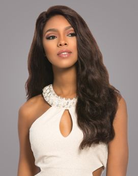 Bare & Natural Brazilian Swiss 4x4 Lace Wig Euro Body