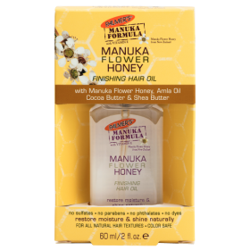 Palmers Manuka Flower Honey Finishing Hair Oil 60ml