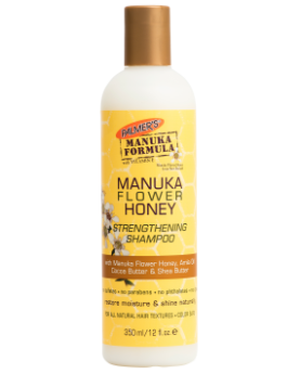 Palmers Manuka Flower Honey Strengthening Shampoo 350 ml