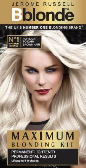 Jerome Russell BBlonde Blonding Kit No.1