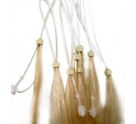 "Blondes Universal Micro Loop Hair Extensions 20g 18"" 25 Pieces 0.8g Strands"