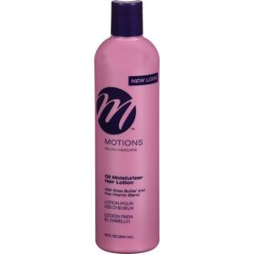 Motions Oil Moisturizer Hair Lotion 354ml