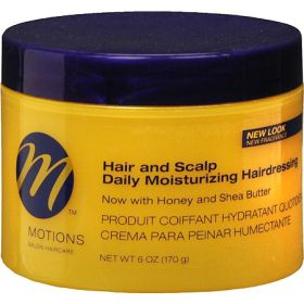 Motions Hair And Scalp Daily Moisturizing Hairdressing 170g