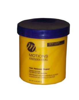 Motions Hair Relaxer Super 425g