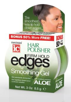 Fantasia IC Firm Hold Edge Smoothing Gel 3oz