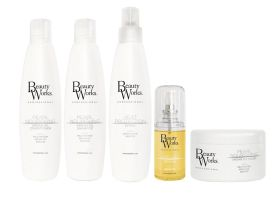 Beauty Works Aftercare Argan Moisture Repair Gift Set 250ml