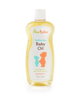 Olive Babies Baby Oil 355ml