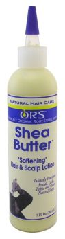 ORS Shea Butter Softening Hair & Scalp Lotion 266ml