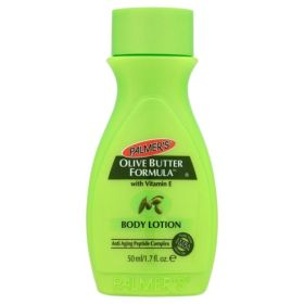 Palmers Olive Butter Formula Body Lotion Travel Size 50ml