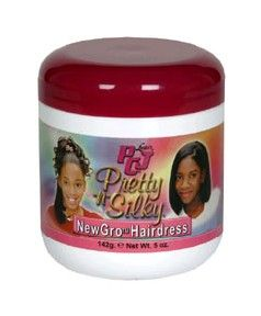 PCJ New Gro Hairdress 142g