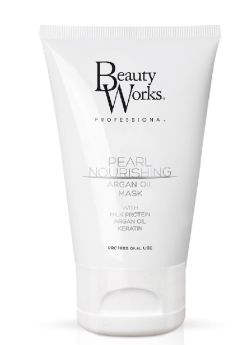 Beauty Works Aftercare Pearl Nourishing Argan Oil Mask 50ml