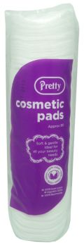 Pretty Cosmetic Pads