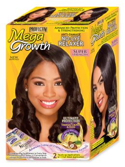 Profectiv Mega Growth Anti-Damage No Lye Relaxer Super