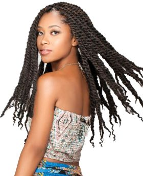 All Colours African Collection Sensationnel Reggae Braid