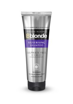 Jerome Russell Bblonde Silverising Sulphate Free Shampoo 250ml