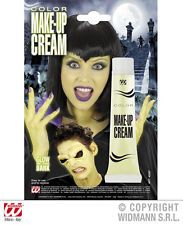 Halloween Make Up Tube In White