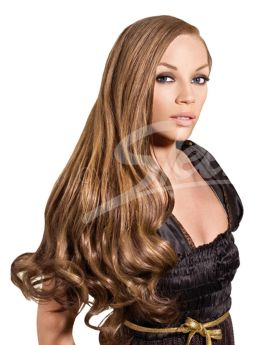 All Colours Sleek Remy Style Icon Human Hair Weft Extensions 113g