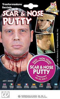 Scar & Nose Putty