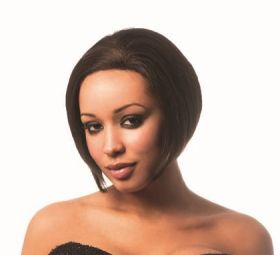 Blacks & Browns Starlet 100% Human Hair Lace Front Wig