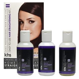 KHS MAC Professional Hair Care Straightening System