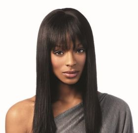 Blacks & Browns Sleek Superb 100% Human Hair Wig