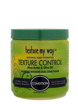 Texture My Way Shea Butter & Olive Oil Moisture Intensive Dual Conditioner 444ml