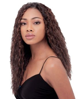 Blacks & Browns Premium Too Lovely Weave 100% Human Hair with Premium Blend Hair