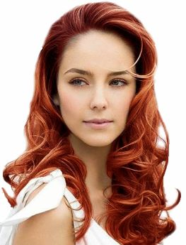Reds & Coppers Universal European 100% Human Hair Extensions 105g