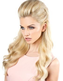 SALE All Colours Beauty Works 140g Volume Boost 100% Remi Hair Piece